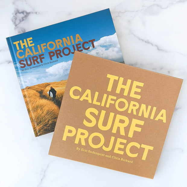 The California Surf Project Coffee Table Book