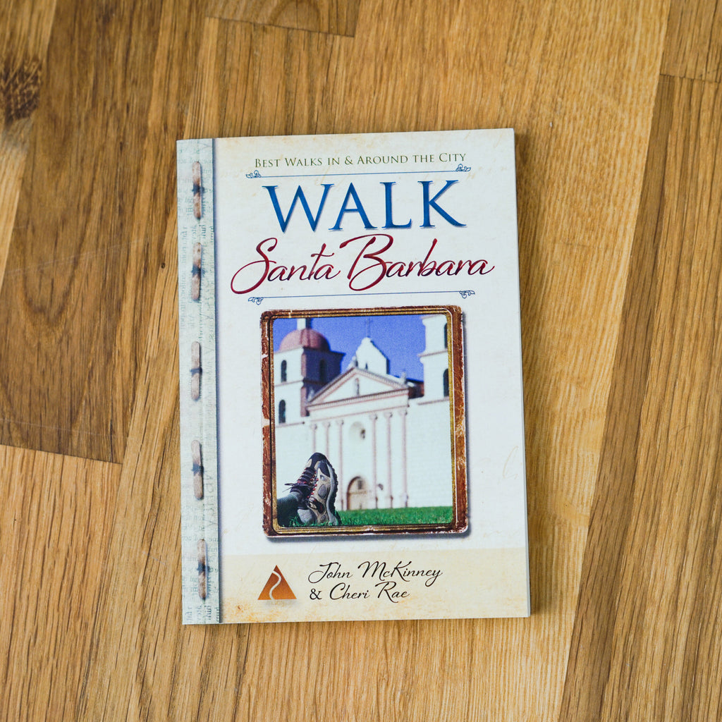 Walk Santa Barbara Pocketbook Nature and Hiking - Cheri Rae, The Santa Barbara Company