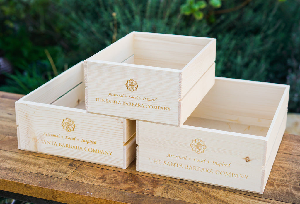 Perfect Ojai Olive Oil Gift Crate Gift Sets and Boxes - Assorted/Gifts, The Santa Barbara Company - 4