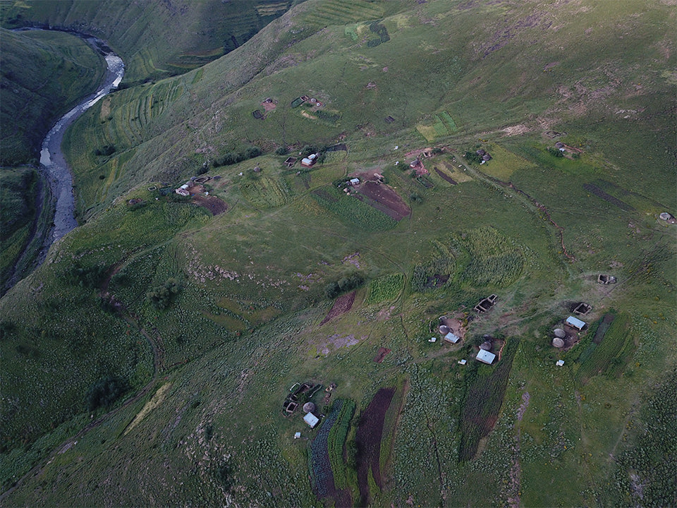 Lesotho Aerial image
