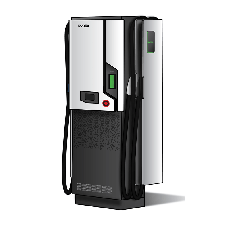 EVBox 50Kw DC fast charger - Rubicon Partner Portal