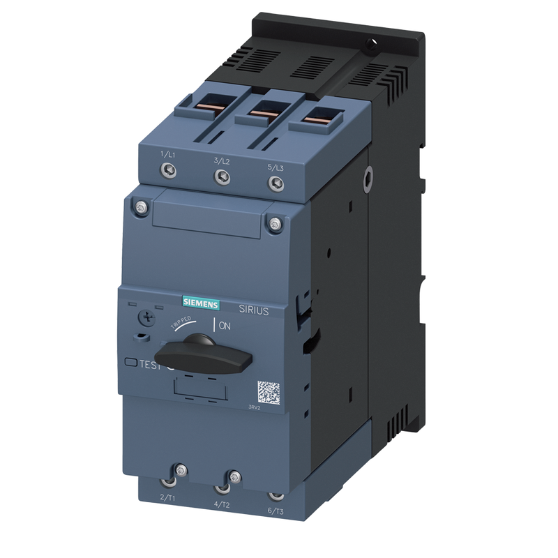 Siemens Circuit breaker size S3 for motor protection - Rubicon Partner Portal
