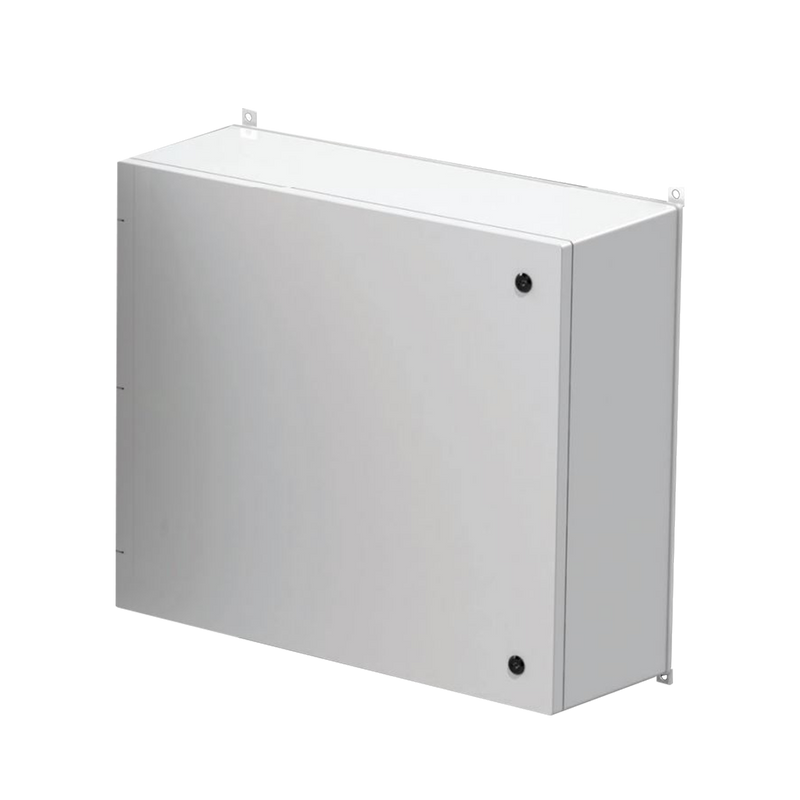 Allbro Allbrox 7.1 Enclosure Landscape with SMC Device plate - Rubicon Partner Portal