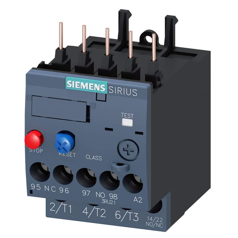 Siemens Overload relay Thermal For motor protection Size S00 - Rubicon Partner Portal