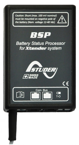 Studer Battery status processor, 500A shunt - Rubicon Partner Portal