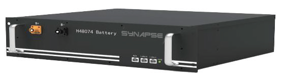Synapse 2.4kWH HV Li-ion battery, rack mount - Rubicon Partner Portal