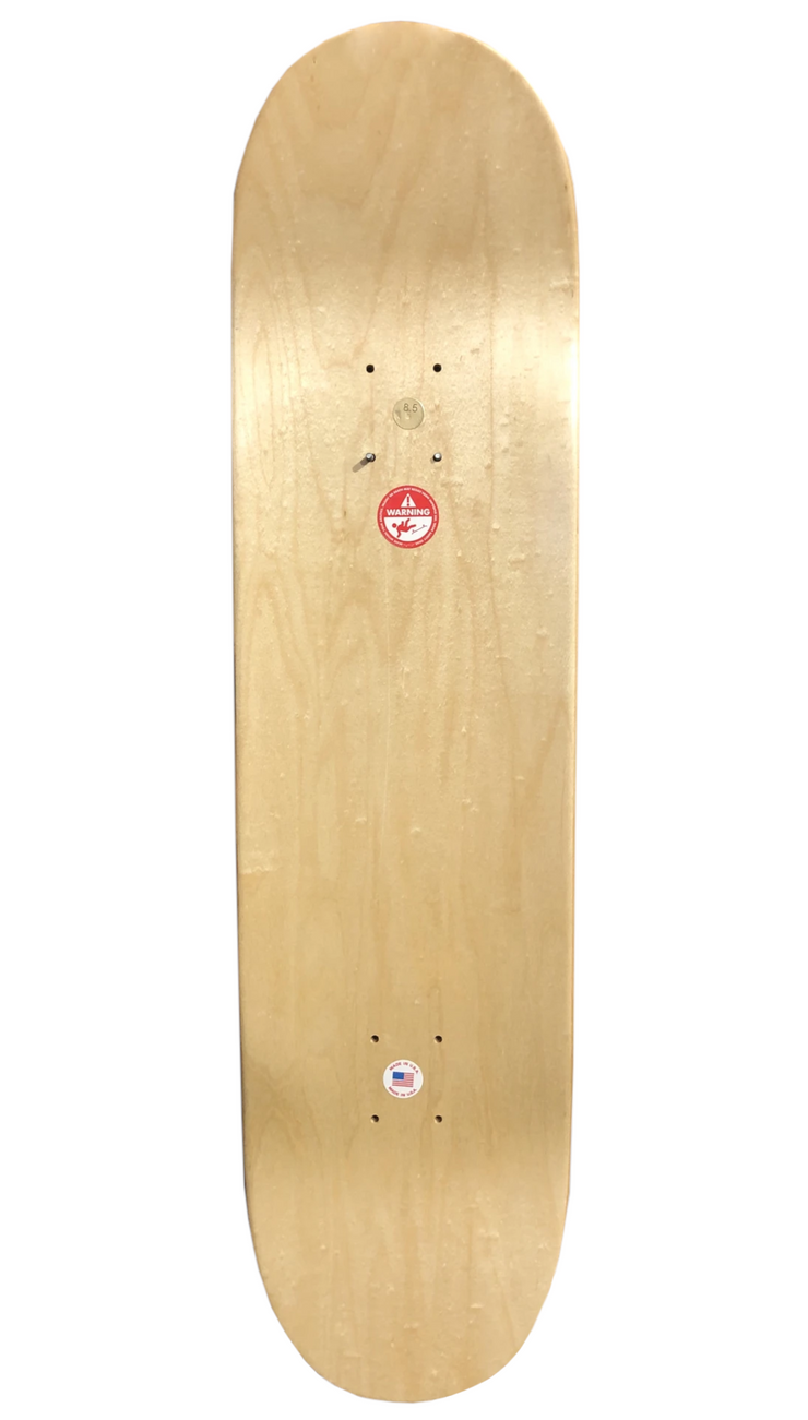 SPYDER BOARDS GLEN SKATE DECK