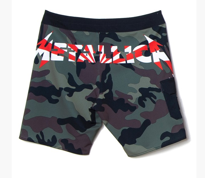BILLABONG AI METALLICA M1501BMA