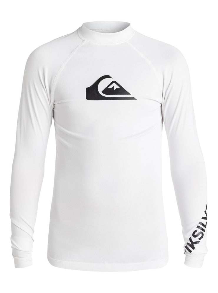 QUIKSILVER WETSUITS ALL TIME LS YOUTH EQBWR03047