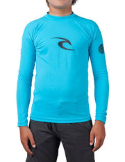 RIP CURL WETSUITS GROM CORPO L/SL WLY5CO