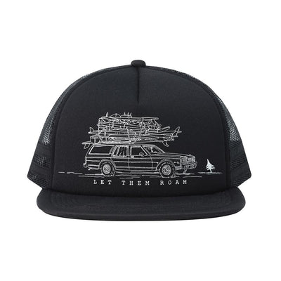HIPPY TREE WAGON HAT 2820