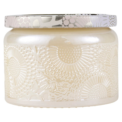 VOLUSPA SANTAL VANILLE GLASS JAR CANDLE 72420