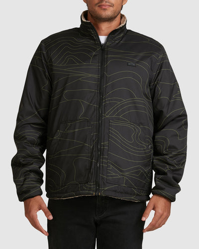 BILLABONG SWITCHBACK DUNES JACKET ABYJK00108