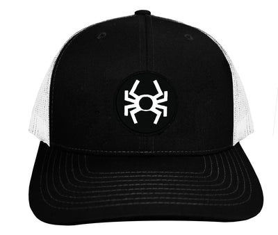 SPYDER SURF RUBBER PATCH MASCOT HAT 511-RPMASCOT