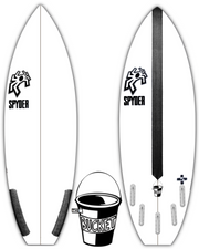 SPYDER SURFBOARDS, BUCKET, [description] - Spyder Surf