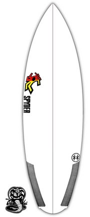 Spyder Surf, COBRA KAI, [description] - Spyder Surf