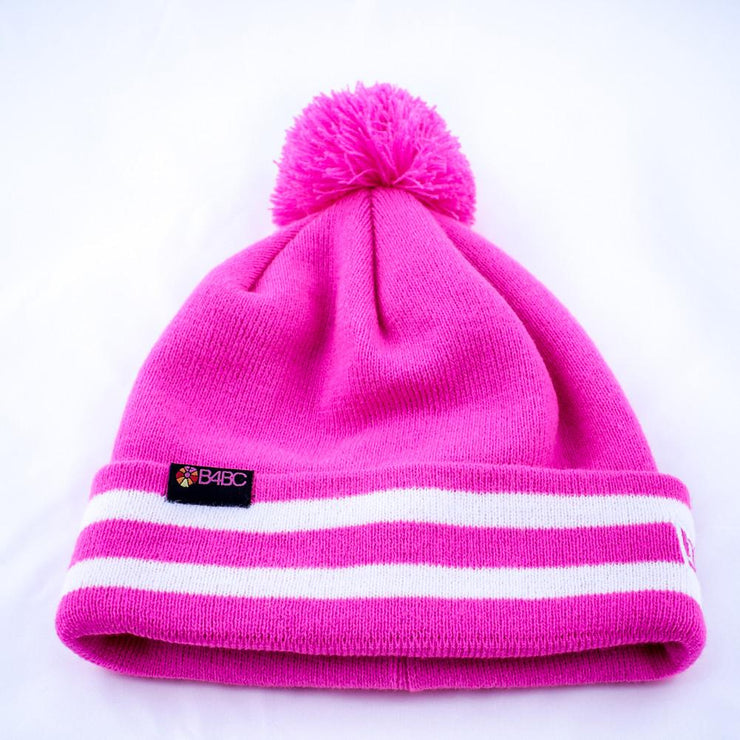 B4BC, B4BC NEW ERA POM BEANIE, [description] - Spyder Surf
