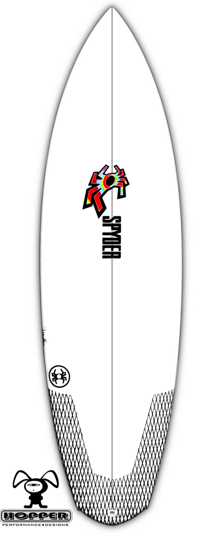 SPYDER SURFBOARDS, HOPPER, [description] - Spyder Surf