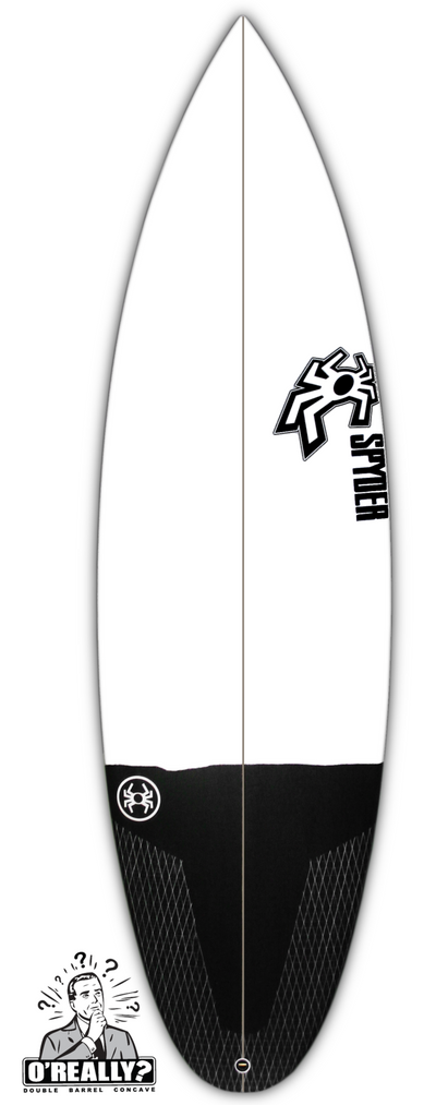 "SPYDER SURFBOARDS, O'Really 5'10"" B, [description] - Spyder Surf"