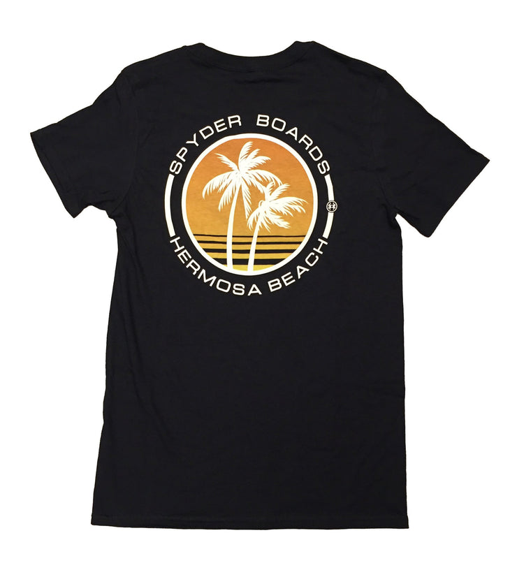 SPYDER SURFBOARDS PALMDAYS T-SHIRT