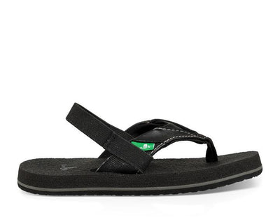 SANUK SANDALS USA ROOT BEER KIDS SBS2914T