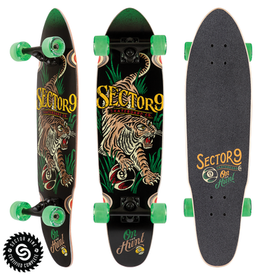 SECTOR 9 STALKER RASTA NATIVE CR19AT01C