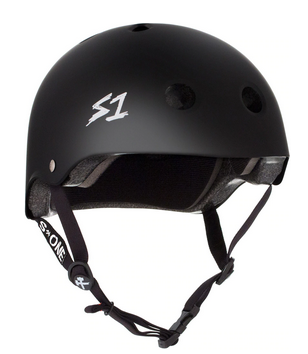 S1 Lifer Helmet Black Matte