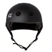 S1 Lifer Helmet Black Matte - Spyder Surf