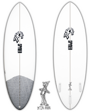 SPYDER SURFBOARDS, TIN MAN, [description] - Spyder Surf