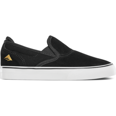 WINO G6 SLIP-ON YOUTH BLK/WHT/GL