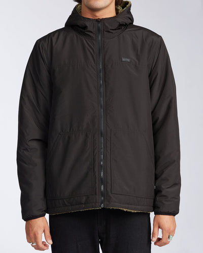 BILLABONG SWITCHBACK REVERSIBLE JACKET ABYJK00100