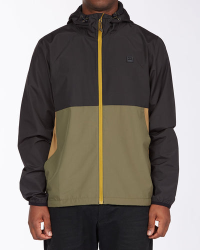BILLABONG TRANSPORT WINDBREAKER JACKET ABYJK00101