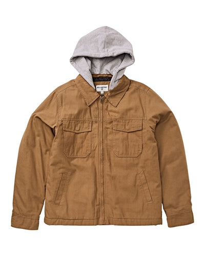 BILLABONG BARLOW TWILL B706VBBT