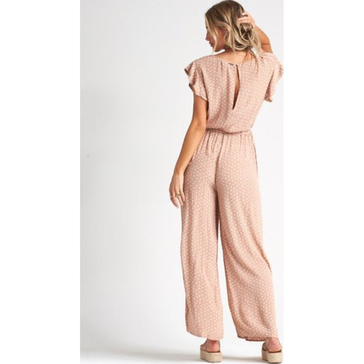 Hearts Game Jumpsuit