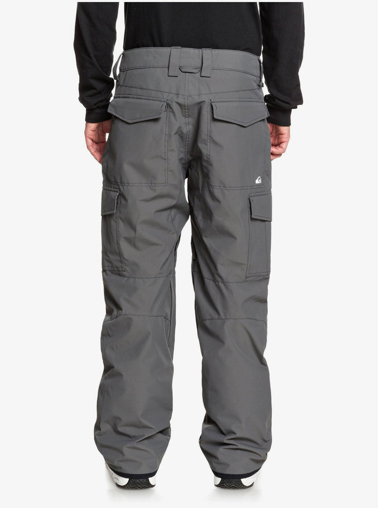 QUIKSILVER PORTER MENS SNOW SHELL PANT EQYTP03157