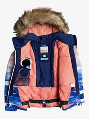 ROXY AMERICAN PIE SNOW JACKET ERGTJ03087