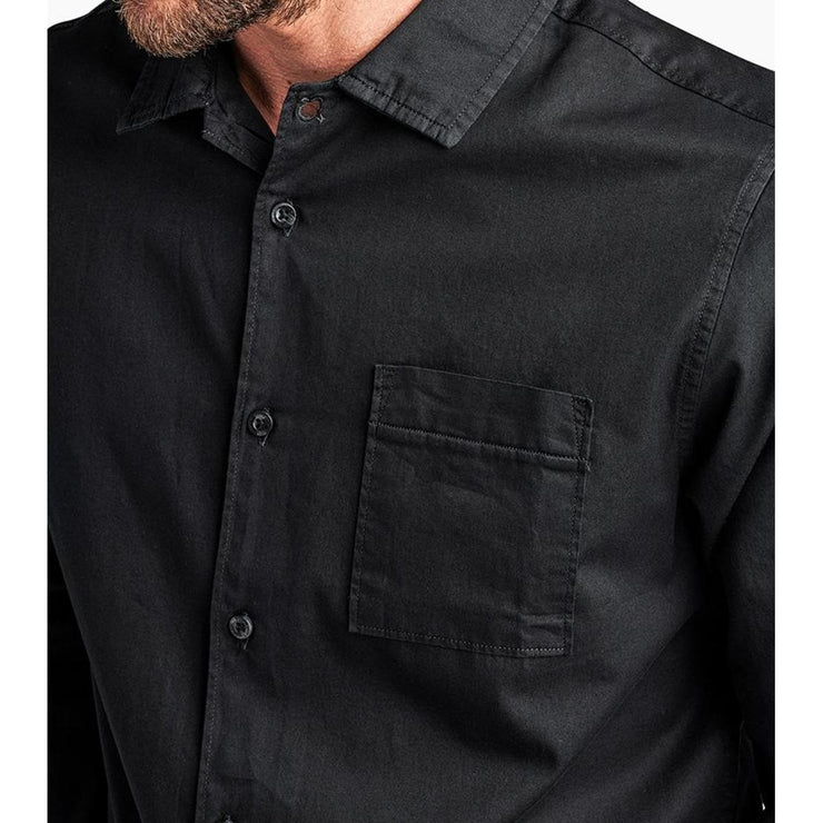 Well Worn Comfort Button Up Shirt