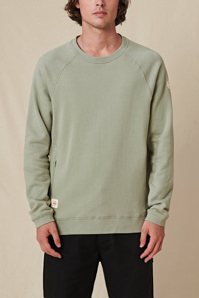 GLOBE TRAVELLER CREWNECK SWEATER GB02003000