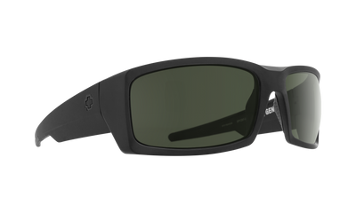 General Matte Black ANSI RX - HD Plus Gray Green
