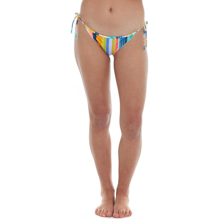 Havana Nights Brasilia Side-Tie Bikini Bottom - Combo Multi
