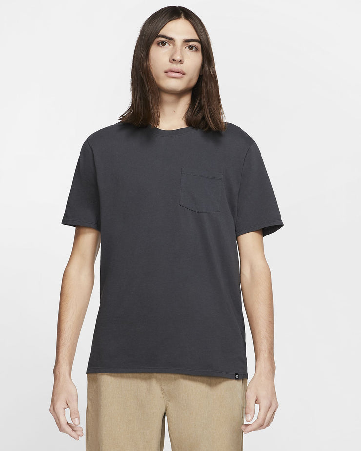 HURLEY M BNZ STAPLE PKT CJ6810