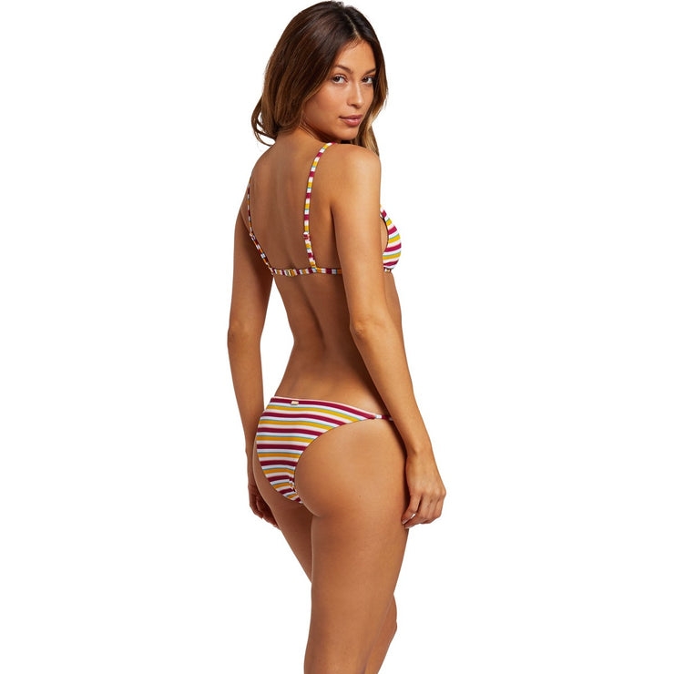 STRIPE WHILE HAUTE SKIMPY BOTTOM