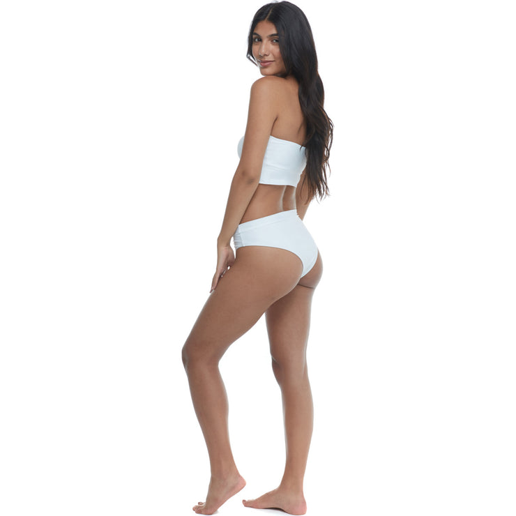 Smoothies Marlee High-Waist Bikini Bottom - Freshwater TOP
