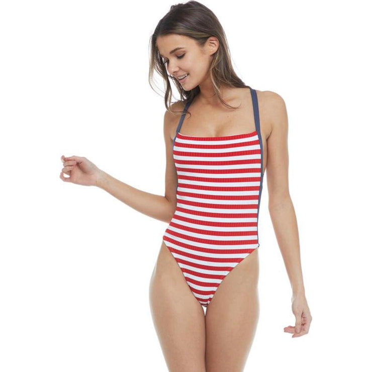 Coastline Electra One-Piece Swimsuit - True