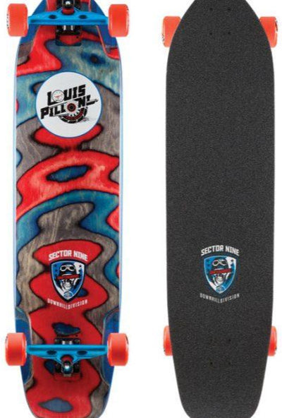 SECTOR 9 LOUIS PRO DB-DHF166C