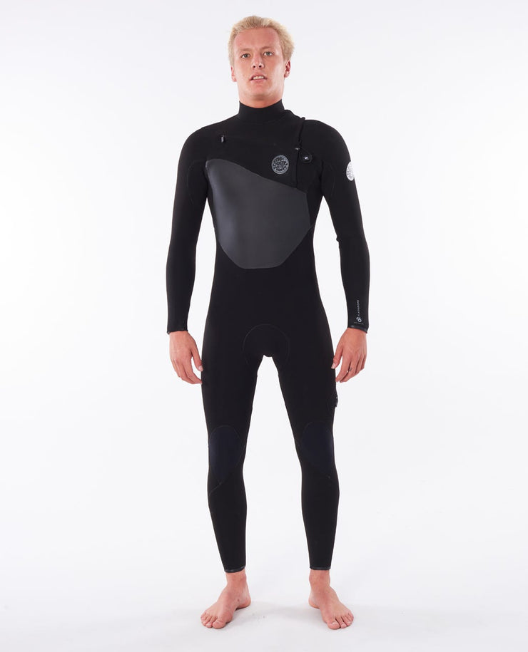RIP CURL FLASHBOMB 4/3 CHEST ZIP WSTYNF