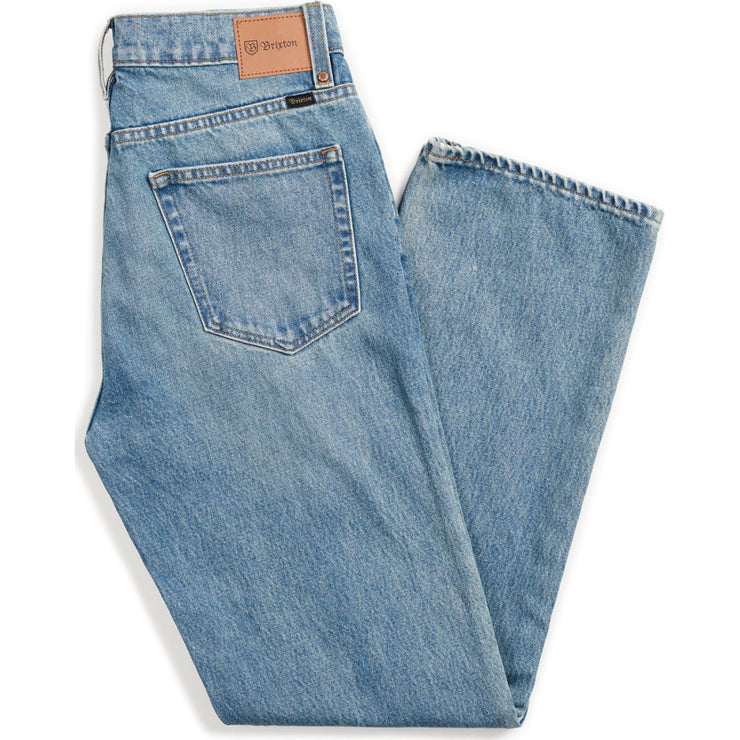 LABOR 5-PKT DENIM PANT