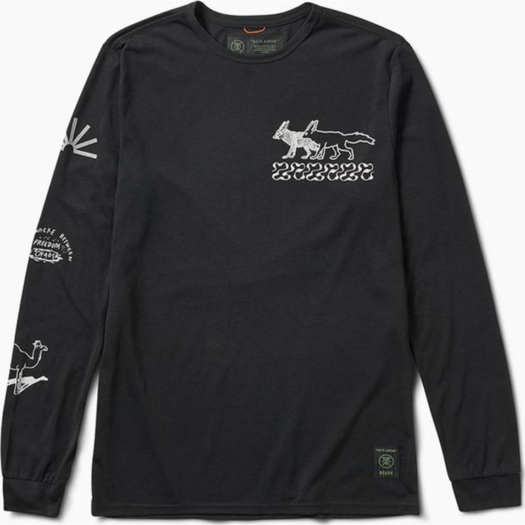 Mathis Freedom & Chaos Long Sleeve Knit