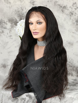 [Wig 5.0] Body Wave 100% Real Human Hair Upgraded Lace Front Wigs