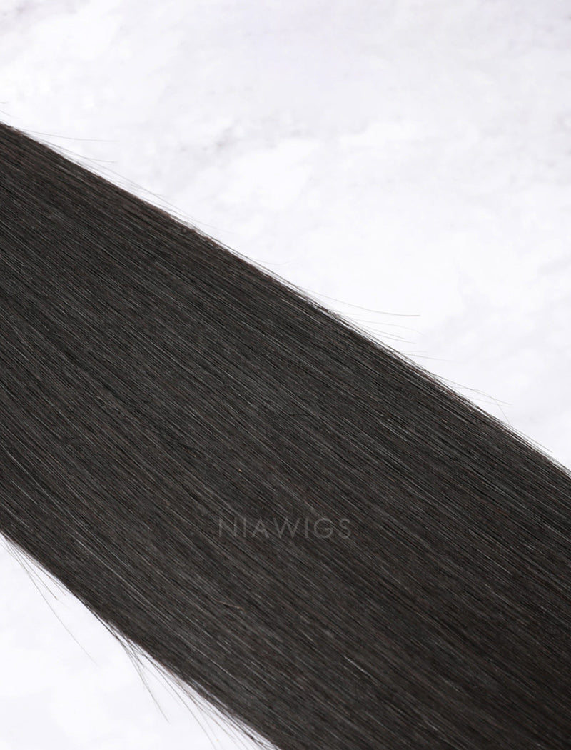 Load image into Gallery viewer, Hair Weft Bundles Natural Color Brazilian Silky Straight Human Hair